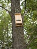 Casa del palo Imagen de archivo libre de regalías