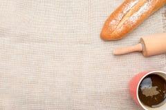 Casa del pane fatta Fotografia Stock Libera da Diritti