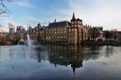 Casa del parlamento, La Haya imagen de archivo libre de regalías