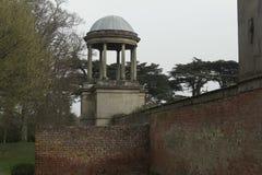 Casa del parque de Attingham Imagen de archivo libre de regalías