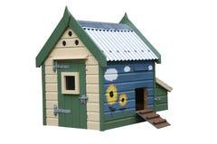 Casa del pato Imagen de archivo libre de regalías