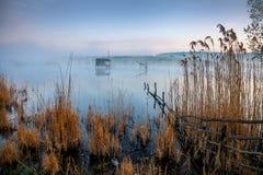 Casa del pescador imagen de archivo libre de regalías