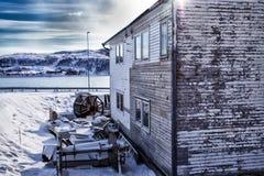 Casa del pescador Imagenes de archivo