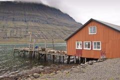Casa del pescatore Fotografie Stock