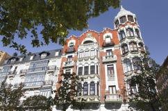 Casa del príncipe in Valladolid Royalty Free Stock Photography