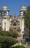 Casa del Prado-Balboa Park. This is a picture of the Casa del Prado in Balboa Park, San Diego royalty free stock photography