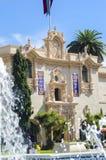 Casa Del Prado, Balboa Park Stock Photography