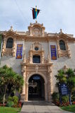 Casa del Prado at Balboa Park in San Diego Royalty Free Stock Photos