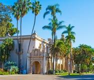 Casa del Prado no parque do balboa Imagem de Stock