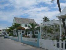 Casa del puerto fotografía de archivo libre de regalías