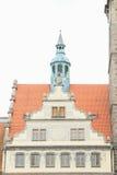 Casa del renacimiento Imágenes de archivo libres de regalías