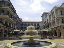 Casa Del Rio, Malacca, Malásia - hotel Fotografia de Stock Royalty Free