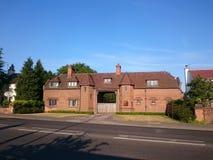 Casa del ` s de Goddard, hogar anterior de la familia de Terry, York, Inglaterra Reino Unido Fotos de archivo libres de regalías