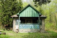 Casa del silvicultor Fotografía de archivo