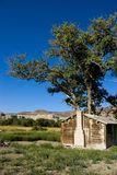 Casa del sud dell'Utah Immagine Stock Libera da Diritti