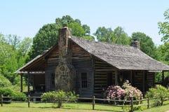 Casa del sud rustica immagine stock