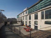Casa del Teatro (Theatre House) in Turin Stock Photo