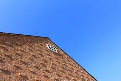Casa del tejado Imagenes de archivo