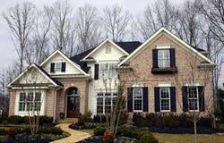Casa del Tennessee Fotografie Stock