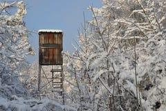 Casa del tiroteo Foto de archivo libre de regalías
