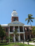 Casa del Tribunal del Condado de Monroe, Key West Foto de archivo libre de regalías