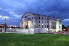 Casa del tribunal estatal de Mississippi Fotografía de archivo
