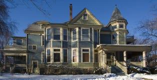 Casa del Victorian Fotografía de archivo