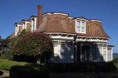 Casa del Victorian Imágenes de archivo libres de regalías
