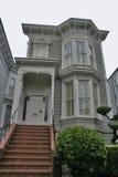 Casa del Victorian de San Fracisco Fotos de archivo