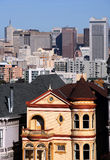 Casa del Victorian a San Francisco Fotografia Stock Libera da Diritti