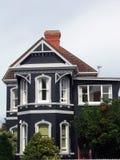 Casa del viejo estilo Imagen de archivo