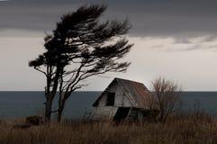 Casa del viento Imagen de archivo libre de regalías