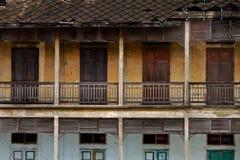 Casa del vintage Foto de archivo libre de regalías