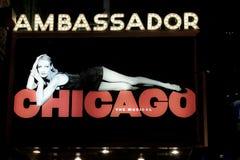 Casa dell'ambasciatore Theater di   fotografia stock