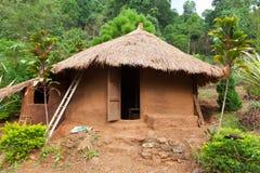 Casa dell'argilla Immagine Stock
