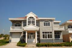 Casa dell'isola Immagini Stock