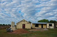 Casa dell'Uruguay Immagine Stock