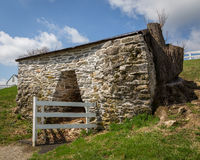 Casa della capra fotografia stock libera da diritti