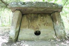 Casa della caverna Fotografie Stock