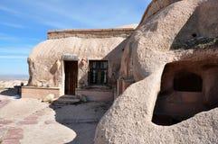 Casa della caverna in Turchia Fotografie Stock Libere da Diritti