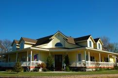 Casa della contea Fotografie Stock