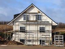 Casa della costruzione immagini stock libere da diritti