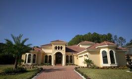 Casa della Florida Immagini Stock Libere da Diritti