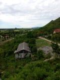 Casa della foresta Fotografia Stock Libera da Diritti