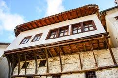 Casa della montagna in Melnik immagine stock libera da diritti