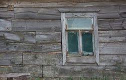 Casa della parete il secolo scorso Fotografia Stock Libera da Diritti