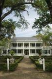 Casa della piantagione di Rosedown Fotografia Stock Libera da Diritti