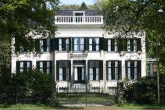 Casa della proprietà terriera Immagine Stock
