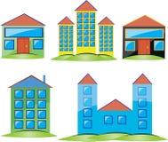 Casa della raccolta Illustrazione di Stock