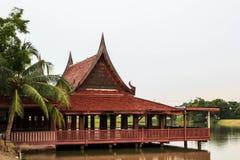 Casa della Tailandia. Immagini Stock